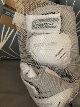 Protecciones articulares roller woman