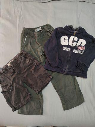 Lote ropa niño 5-6 años Zara y americana