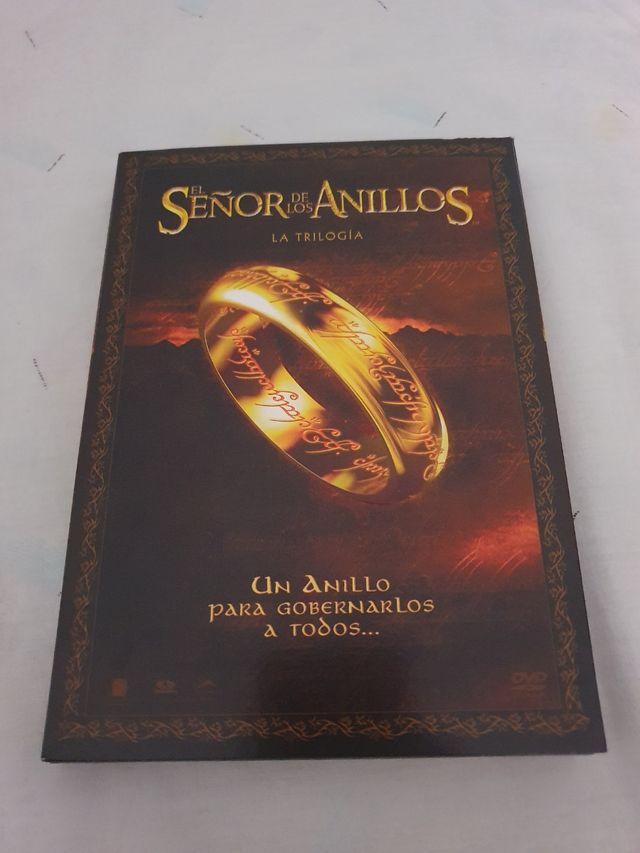 trilogia el señor de los anillos