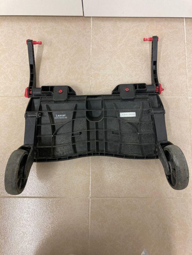 Patín maxi para coche o silla infantil
