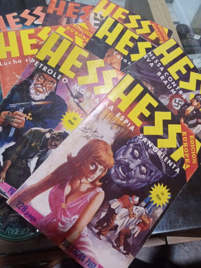 HESSA Comics