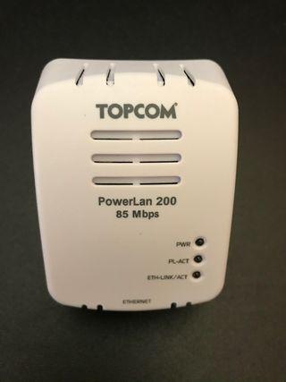 PLC TOPCOM POWERLAN 200 TURBO
