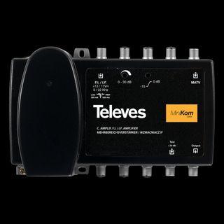 Amplificador Televes 5363 de FI (SAT) y Mezclador