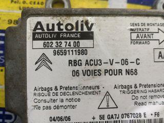 198016 Centralita airbag CITROEN XSARA PICASSO