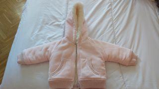 abrigo pelo bebé