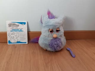 Funky Furby 2006 Pink & Purple Extremely Rare