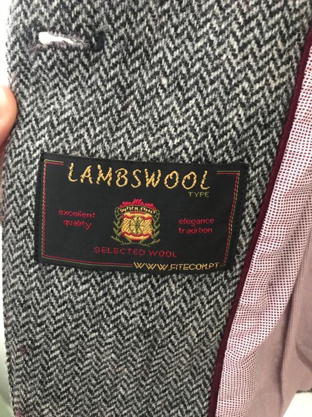 Americana/Blazer de lana mujer XS