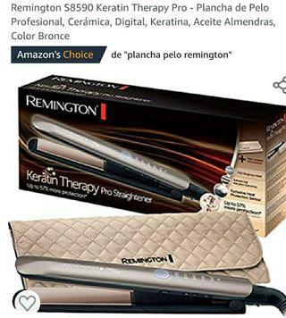 Plancha de pelo Remington