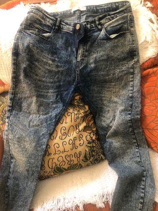 Pantalón vaquero hombre