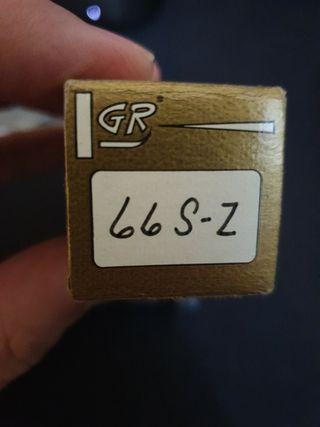 Boquilla de trompeta GR 66S-Z