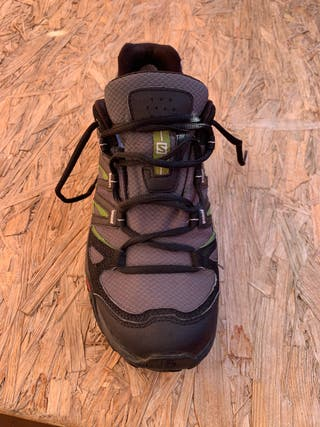 Zapatillas Salomon treking gore tex