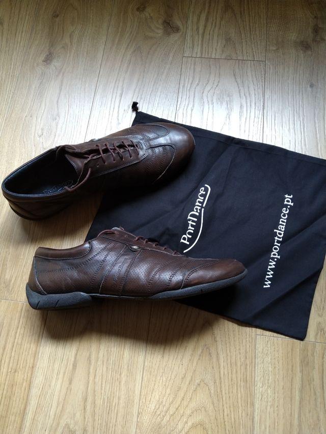 Zapato de baile Hombre Pietro Braga Street T46