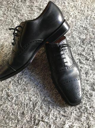 Zapato hombre cordones YANKO