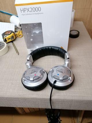 cascos, auriculares, dj, mesa de mezclas,