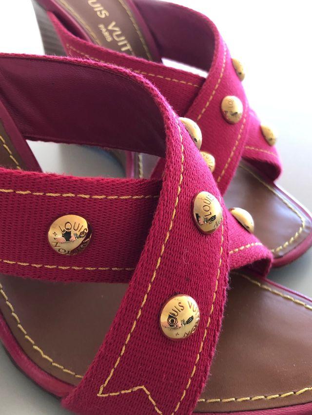 Zapatos mujer Louis Vuitton Original