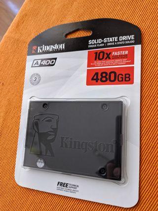 disco duro Kingston ssd 480gb nuevo