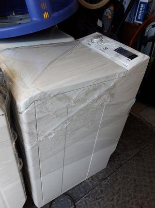 lavadora carga superior con garantia