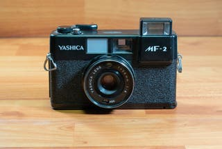 Yashica MF-2 Super 35mm