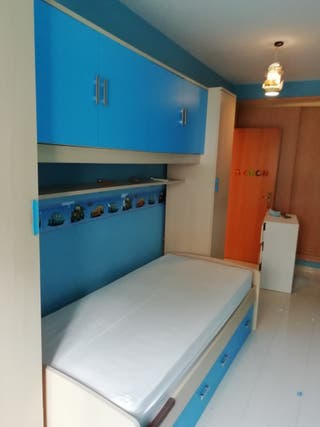 armario cama nido