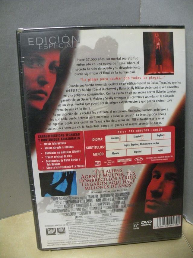 Películas DVD COMPRA 3 Y LLÉVATE OTRA GRATIS