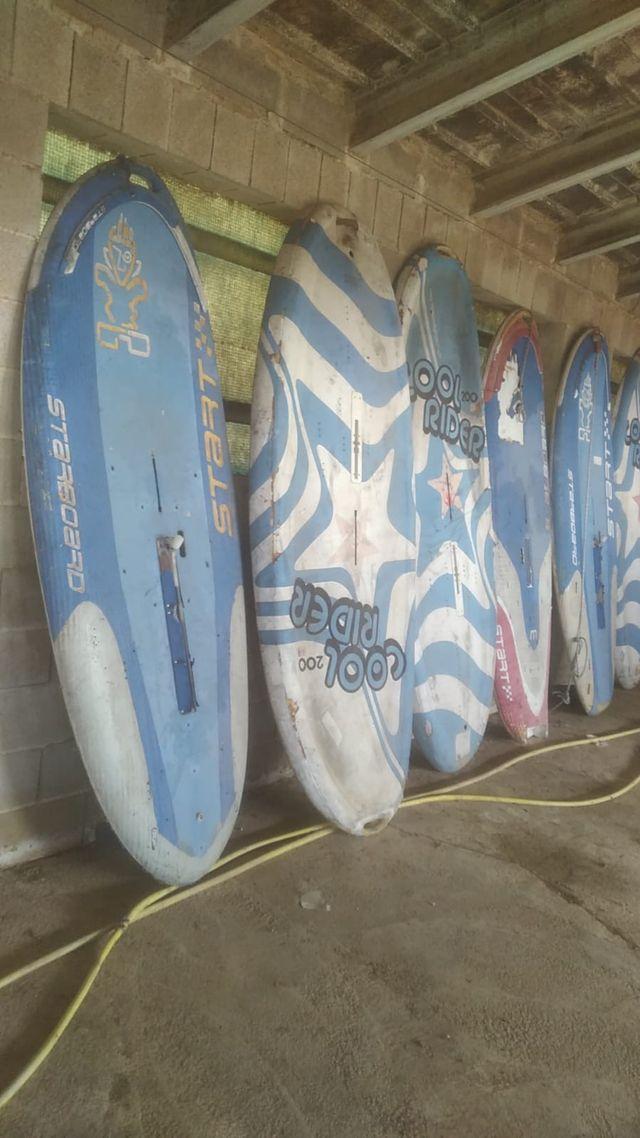 Tablas para padel surf ocasion