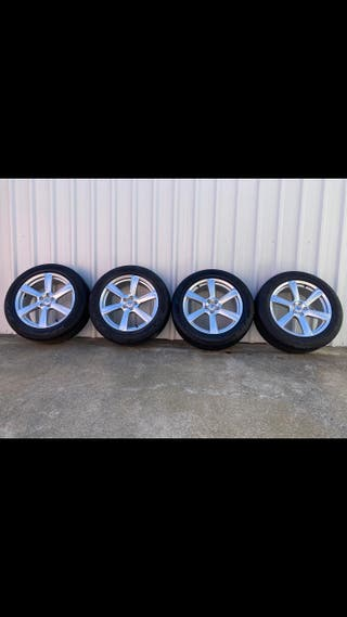 Llantas y ruedas Volvo xc90