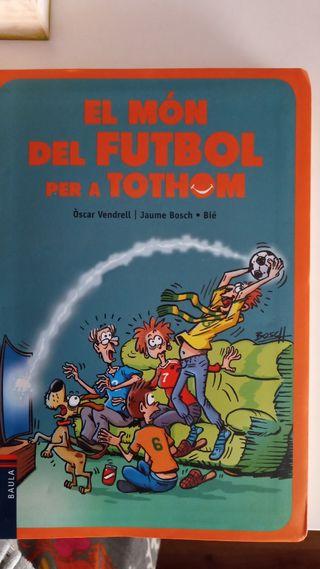 Llibre El món del futbol és per a tothom