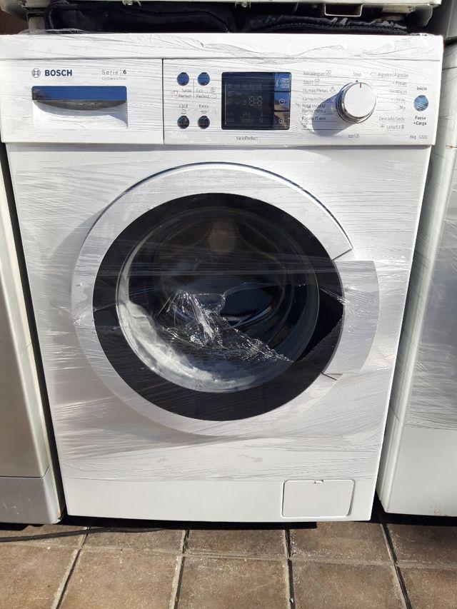 lavadora bosch 8kg con garantia