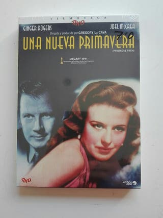 película UNA NUEVA PRIMAVERA en DVD