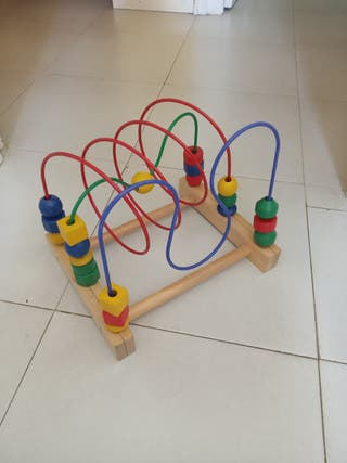 juguete laberinto Mula de Ikea