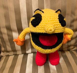 Pac-Man Amigurumi