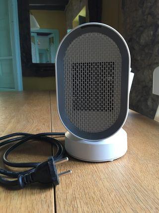 Calefactor mini y moni