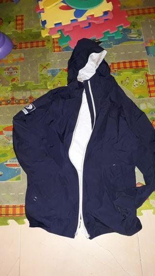 jacheta de lluvia