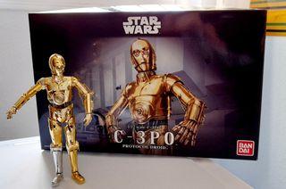 Star Wars C3PO en escala 1/12