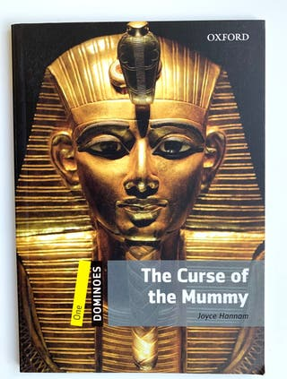 Libro inglés The Curse of the Mummy Oxford