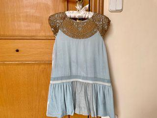 Vestido de terciopelo de ceremonia BASS10, tall 6