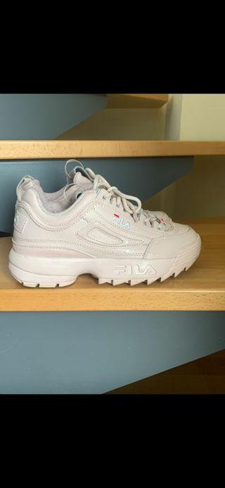Zapatillas Fila Mujer