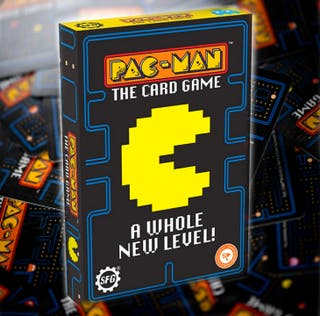 PAC-MAN - THE CARD GAME | CASTELLANO