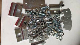 lote tornillos tuercas arandelas industriales