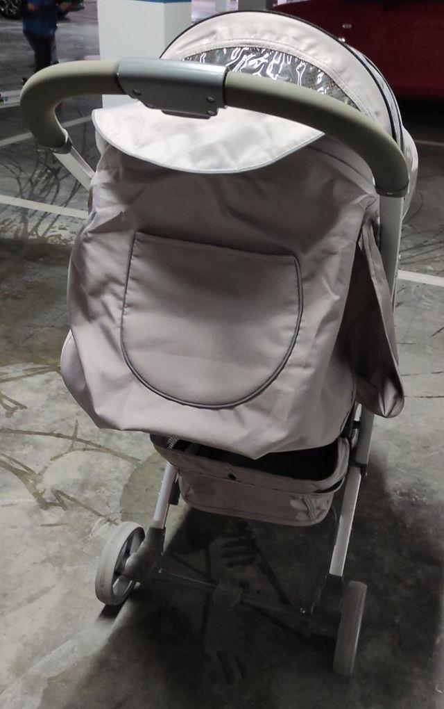 Silla de paseo Asalvo YiYi
