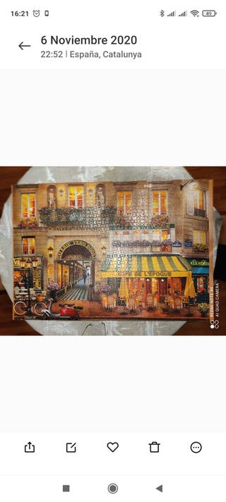 puzzle educa 1500 piezas