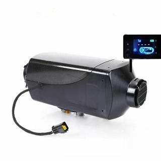 Instalación calefacción en vehículos