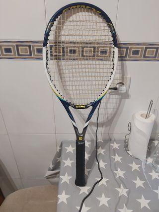raqueta Wilson envy 100l
