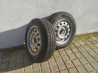 Ruedas completas (neumáticos+llanta)