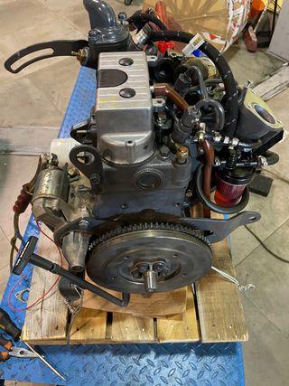 Motor Aixam Z402 (COCHE SIN CARNET)