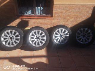 4 Llantas con neumáticos Para Mercedes