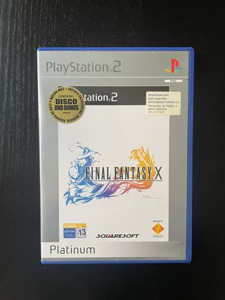 Juego PS2: Final Fantasy X