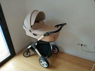 Cochecito bebé STOKKE TRAILZ a estrenar