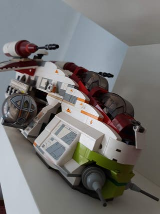 Lego Republic Gunship 7163