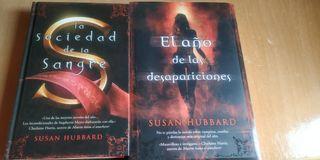 Saga La sociedad de la sangre - Susan Hubbard